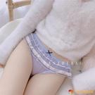 蕾絲內褲3條裝 性感日系少女甜美低腰薄網...