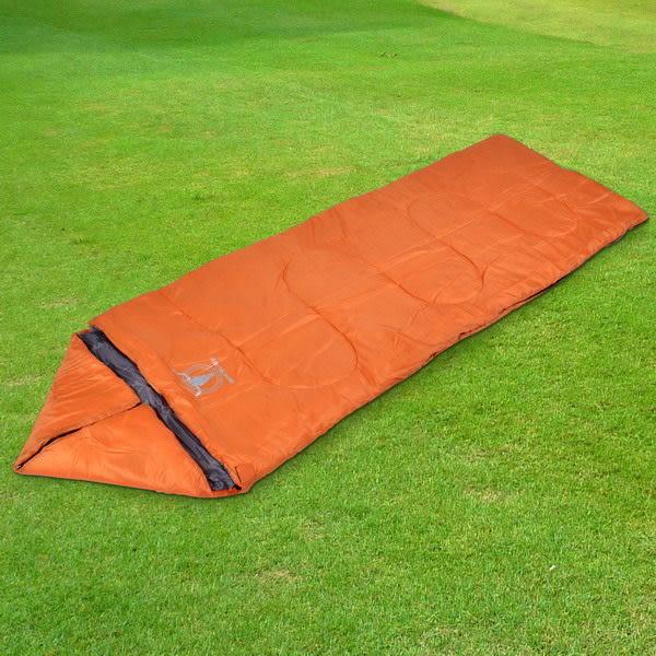 【APC】《三季三合一》全開式睡袋-桔紅 LC532T