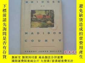 二手書博民逛書店The罕見Bridges of Madison County(廊