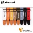 Neowood Hipster 吉他/貝斯專用厚實紓壓背帶【雙層3mm的厚實紓壓】