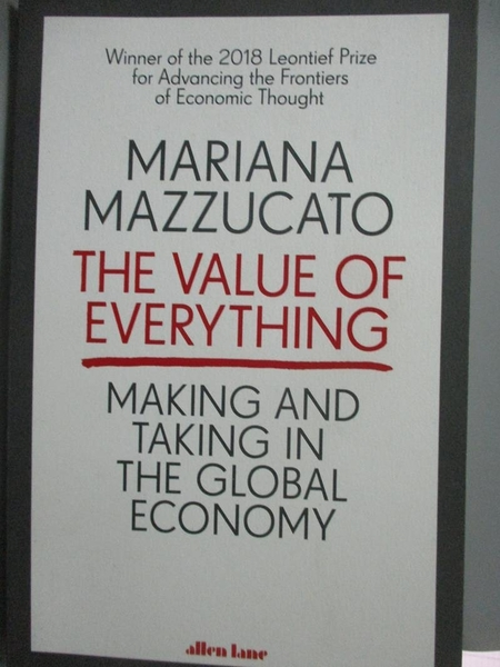 【書寶二手書T2/歷史_QDC】The Value of Everything: Making and Taking i