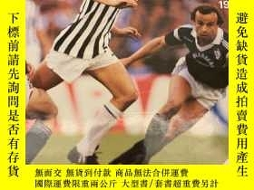 二手書博民逛書店法國原版lvey罕見1985年歐洲足球年鑒Y214449 levy levy 出版1985