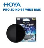 【EC數位】HOYAPRO 1D ND 64 WIDE DMC 77mm 減6格 減光鏡 廣角薄框 多層鍍膜
