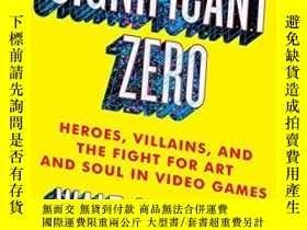 二手書博民逛書店Significant罕見ZeroY256260 Walt Williams Atria Books 出版2