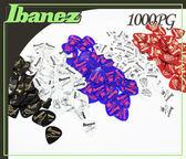 【小麥老師樂器館】彈片 IBANEZ PICK 日本製 1000PG 電吉他 吉他 1.00mm【C46】