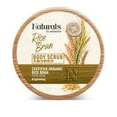 Naturals 米糠身體磨砂200g