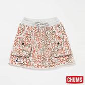 CHUMS 日本 女風格短裙 幾何Booby CH181060Z051