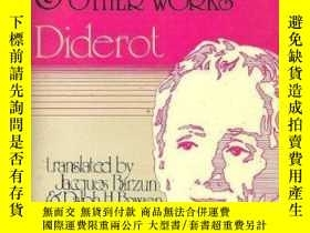 二手書博民逛書店Diderot:罕見Rameau s Nephew and Ot