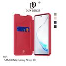 DUX DUCIS SAMSUNG Galaxy Note 10 SKIN X 皮套 可立 插卡 磁扣 皮套 保護套 手機套