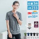 3M認證吸濕排汗機能運動短T【EN880...