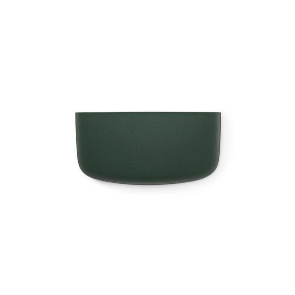 丹麥 Normann Copenhagen Pocket Organizer Model 1 口袋 多用途 壁面收納盒 小尺寸(深綠色)