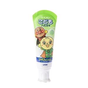 日本獅王麵包超人牙膏哈密瓜_40g
