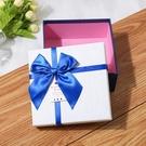 正方形禮品盒絲巾圍巾內衣創意包裝盒圣誕生...