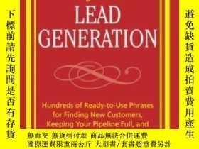 二手書博民逛書店Perfect罕見Phrases For Lead Genera
