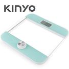 【KINYO】環保免電池體重計 DS6587