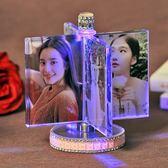 生日禮物女 元旦節送女生男朋友閨蜜友情個性diy照片定制韓國創意 年終尾牙交換禮物