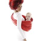 Wallaboo 酷媽袋鼠背巾(揹巾)-紅色[衛立兒生活館]