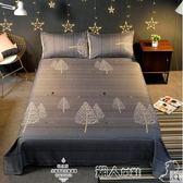 床單單件學生宿舍床單1.8米雙人床單被單單人床1.5m1.6/2.3米 潮人女鞋