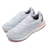 adidas 慢跑鞋 Supernova W 藍 粉紅 女鞋 Boost Bounce 混合中底 運動鞋【PUMP306】 FV6019