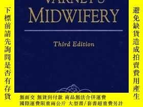 二手書博民逛書店Varney s罕見Nurse Midwifery-瓦尼助產護士Y361738 Helen Verney, H