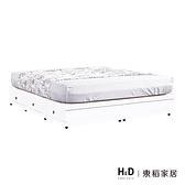 5尺白色三抽床底(六分木心板)(21CS3/387-2)