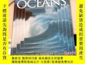 二手書博民逛書店ATLAS罕見OF THE OCEANS 阿特拉斯的海洋`Y27