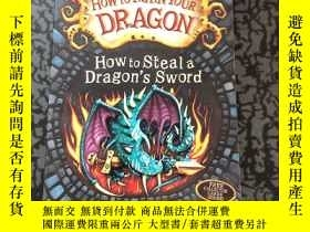 二手書博民逛書店How罕見to Steal a Dragon s SwordY288507