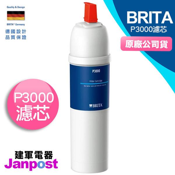 【建軍電器】德國 Brita P3000濾芯 mypure P1 長效型櫥下濾水系統 濾芯 濾心 濾網