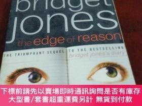 二手書博民逛書店BRIDGET罕見JONES THE EDGE OF REASON(英文原版)Y20470 BRIDGET
