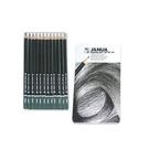 日本JANUA老人牌素描及繪圖專用鉛筆-12支入 / 盒