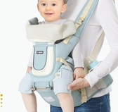 嬰兒背帶腰凳前抱式多功能輕便寶寶兒童坐凳四季抱娃神器前后兩用 雙十二全館免運