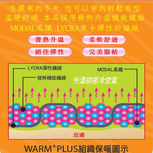 PlayBoy 極限運動型男發熱保暖內搭褲(黑底藍線)-PN9170