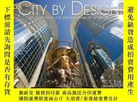 二手書博民逛書店City罕見by Design: Orlando: An Architectural Perspective of