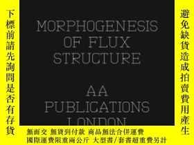 二手書博民逛書店Morphogenesis罕見Of Flux StructureY256260 Mutsuro; Ito, T