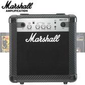 【非凡樂器】Marshall MG10CF 經典電吉他音箱 / 贈導線 公司貨保固