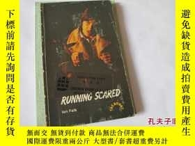 二手書博民逛書店running罕見scared11905 running sca