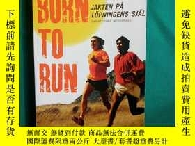 二手書博民逛書店英文原版罕見Born to RunY254853 Christo