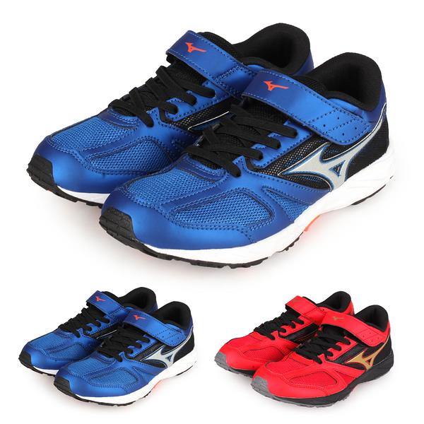 MIZUNO SPEED STUDS BELT 男女童運動鞋(免運 慢跑 路跑 美津濃≡體院≡K1GC1940