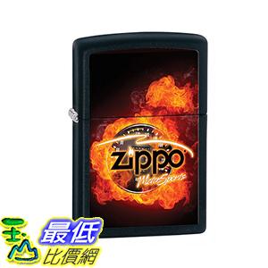 [美國直購] Zippo Matte Motor Sports Lighter 打火機