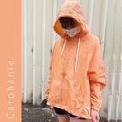 Carphanie卡芬妮 繽紛馬卡龍輕薄透氣防紫外線防曬外套-5色