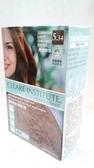 CLEARE INSTITUTE~可麗兒植萃染髮劑5.34亮淺棕色