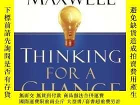 二手書博民逛書店Thinking罕見For A ChangeY256260 John C. Maxwell Center St