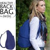 Healthy Back Bag 7103_LA青玉藍 TEFLON寶背包-小型斜背包