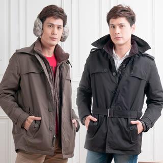 FOX FRIEND 男款GORE-TEX 兩件式羽絨外套