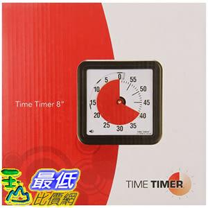 [美國直購] Time Timer B000J5OFW0 8 Inch 時間定時器