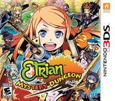 3DS Etrian Mystery Dungeon 世界樹與不可思議的迷宮(美版代購)