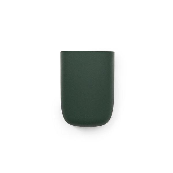 丹麥 Normann Copenhagen Pocket Organizer Model 3 口袋 多用途 壁面收納盒 大尺寸(深綠色)