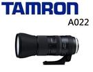 [EYE DC] TAMRON SP 150-600mm F5-6.3 DI VC USD G2 A022 公司貨 保固三年 (ㄧ次付清)