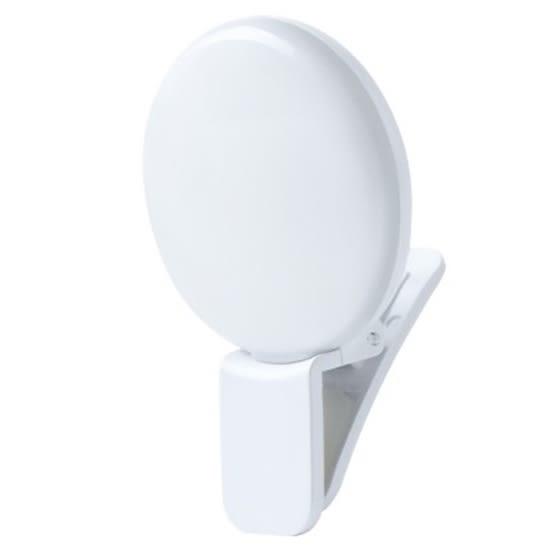 手機補光燈 抖音神器 直播 拍照 美顏美肌 安卓蘋果 USB 自拍燈 LED燈 美顏手機補光燈【P92】MY COLOR