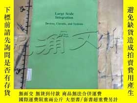 二手書博民逛書店Large罕見Scale Integration: Device